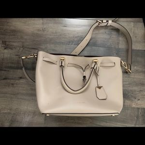 Tan Michael Kors bag